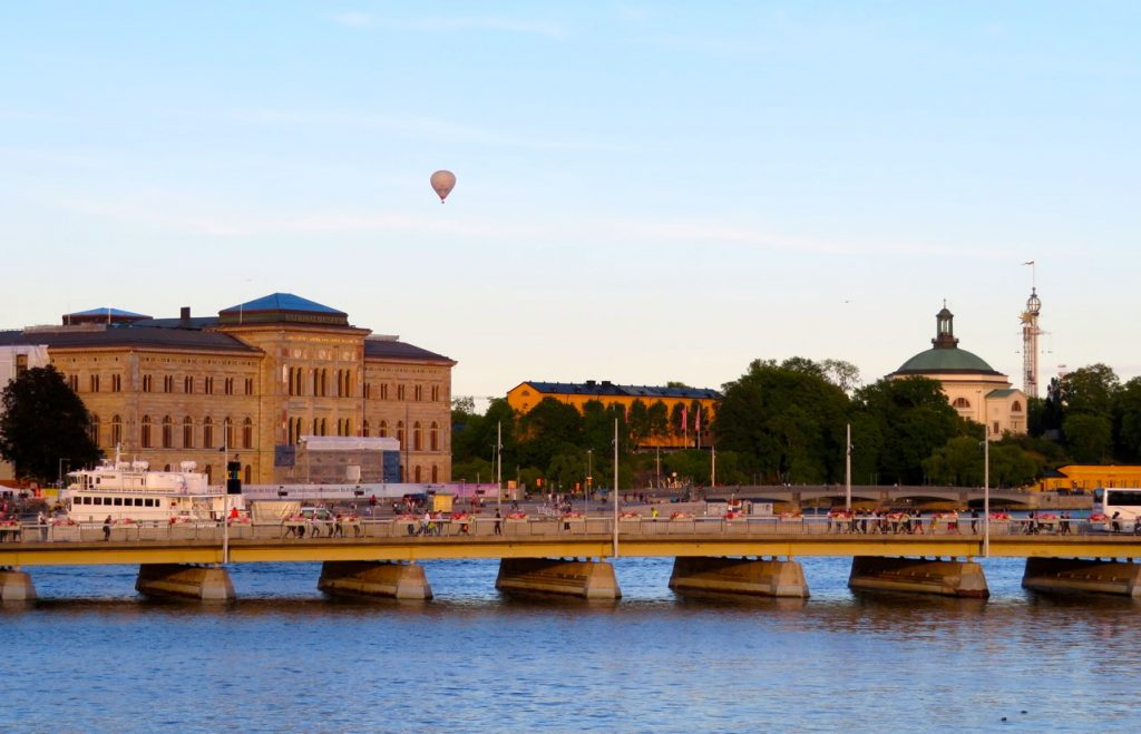 Skeppsholmen, Nationalmuseum