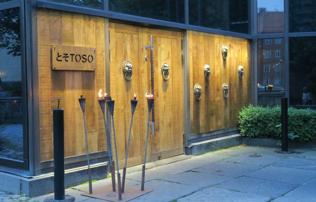 Göteborg på 24 timmar med ett besök på den kinesiska/asiatiska restaurangen Toso
