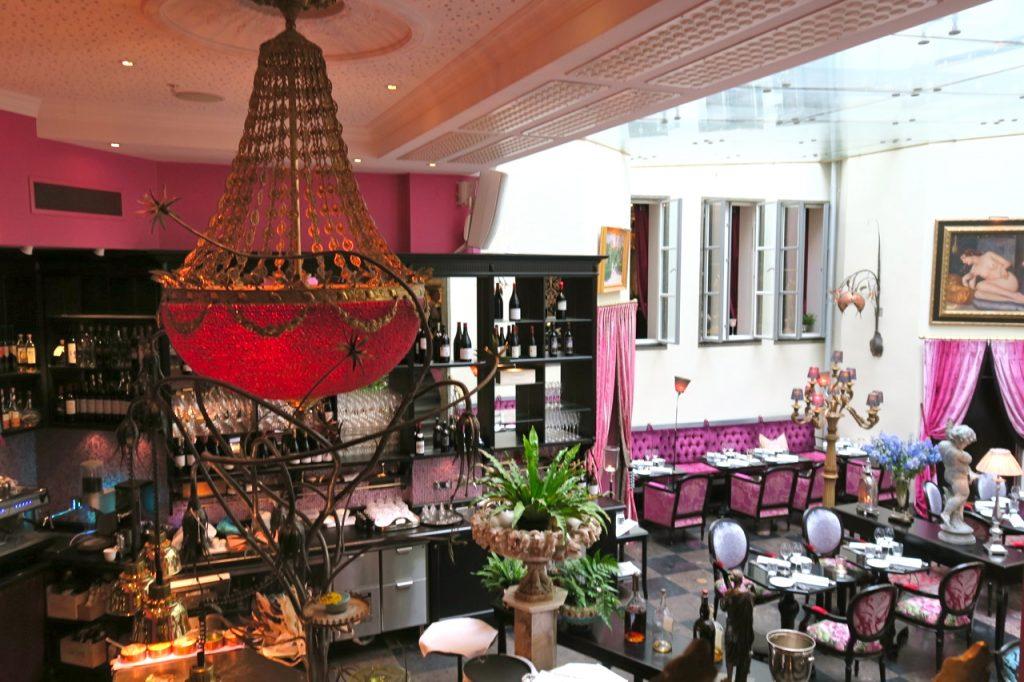 Restaurang Dorsia i Göteborg