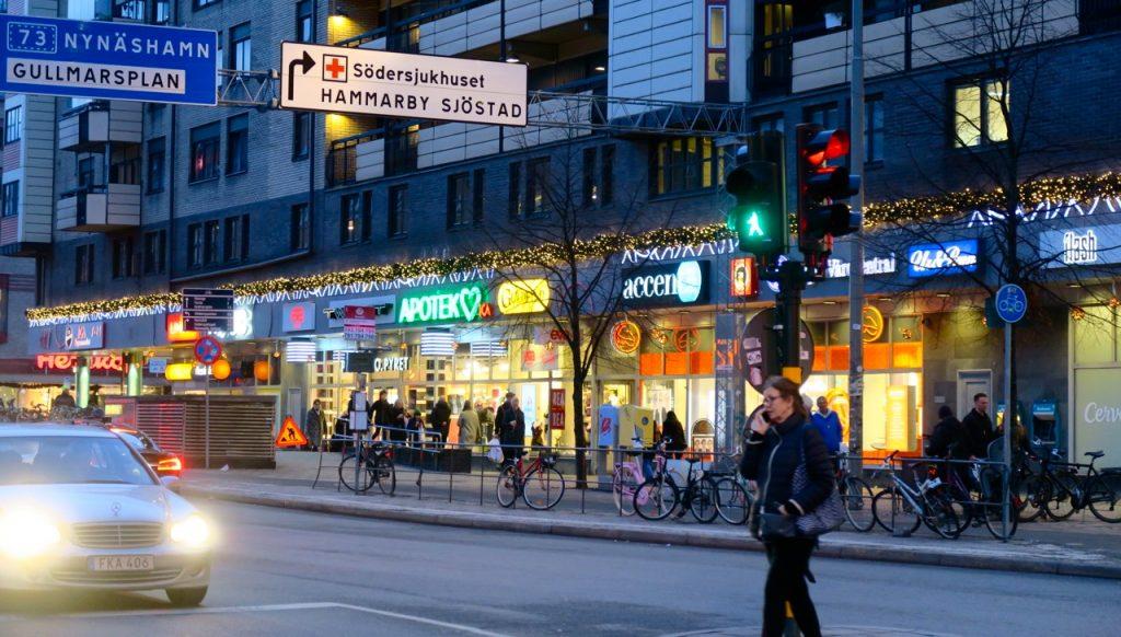 resa spansk analsex i Stockholm