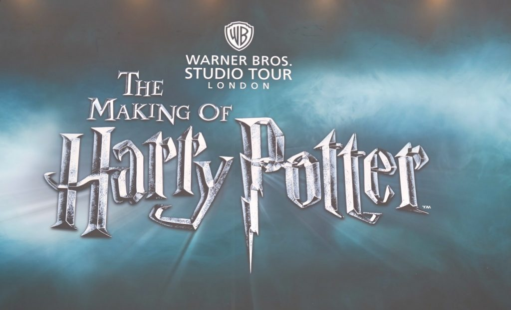 Harry Potter och Warner Brothers Studio Tour