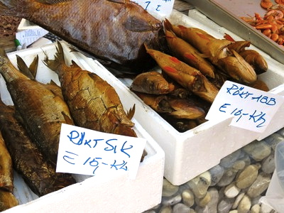 Rökt fisk från Åland