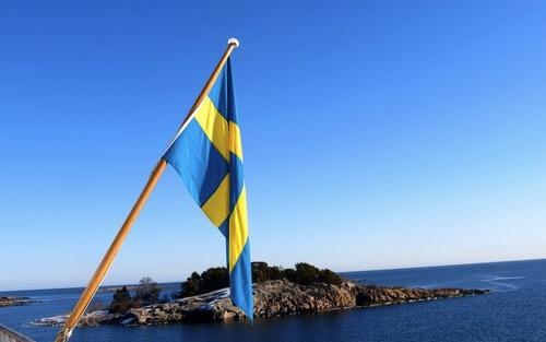 En doft av hav på Ålands hav