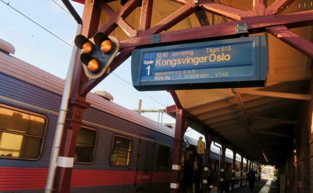 Arvikas järnvägsstation