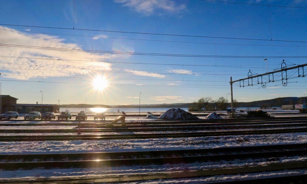 Arvika ligger vackert i västra Värmland, vid Glafsfjorden.