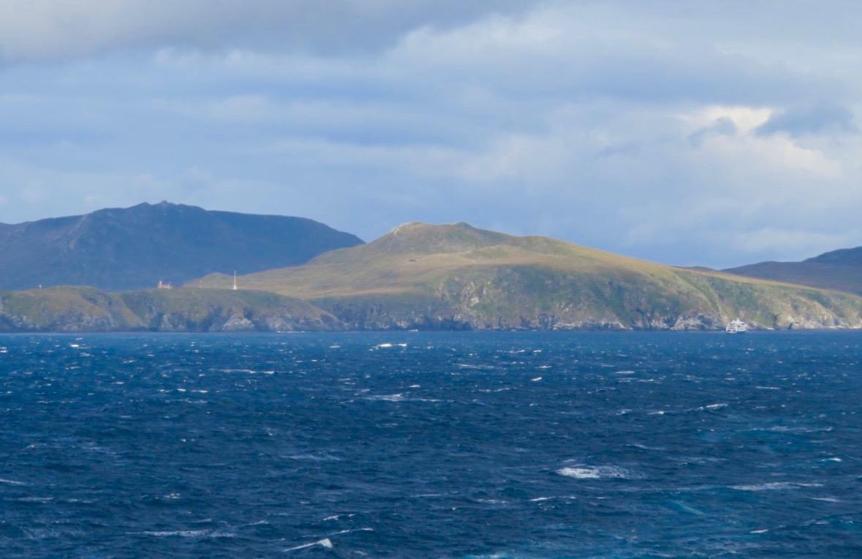 Så mäktigt att var här längst ner på Kap Horn.