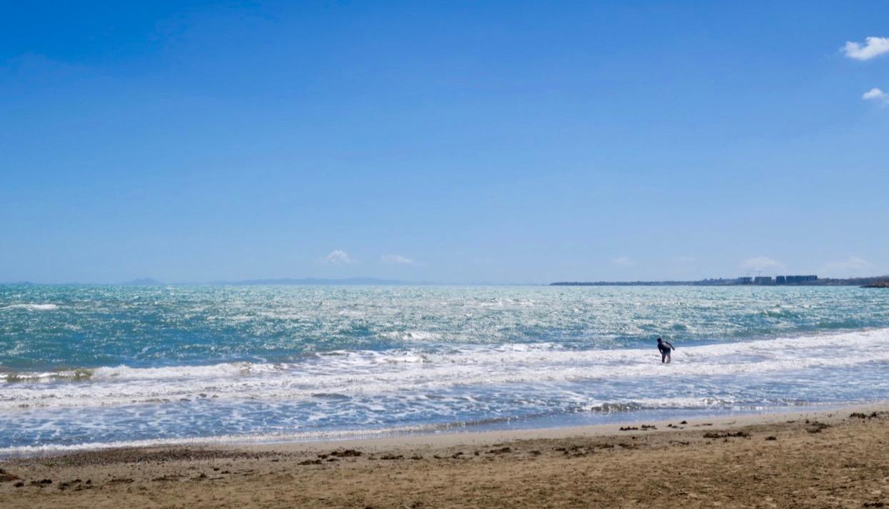 Att sitta vid havet och fundera rensade mina tankar en hel del och fick mig att fundera över vad spm är viktigt öfr mig när dte kommer till att resa.