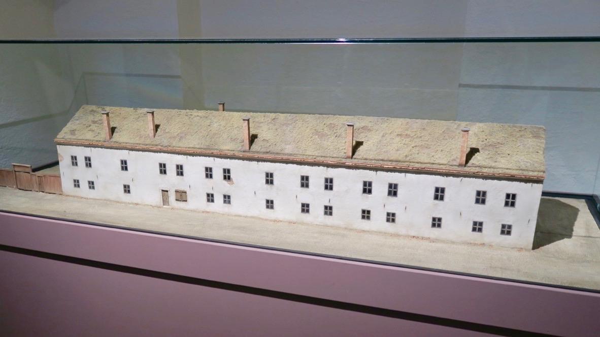 """Mer stockholmshistoria. Ett """"barnhus"""" där föräldralösa barn mellan 7 och 12 år kunde få bo och arbeta ,"""