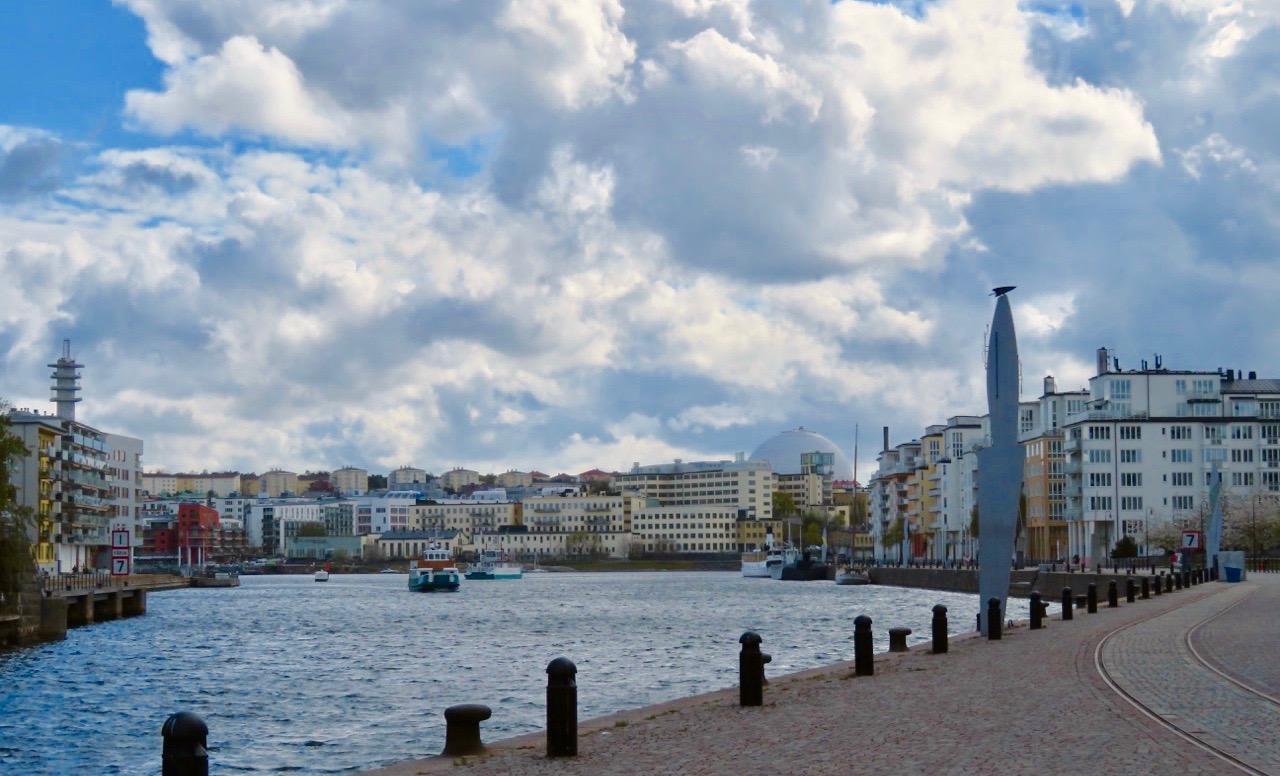 Vaten och båtar är det gott om. Och att Stockholm kallas Nordens Venedig kan man förstå.