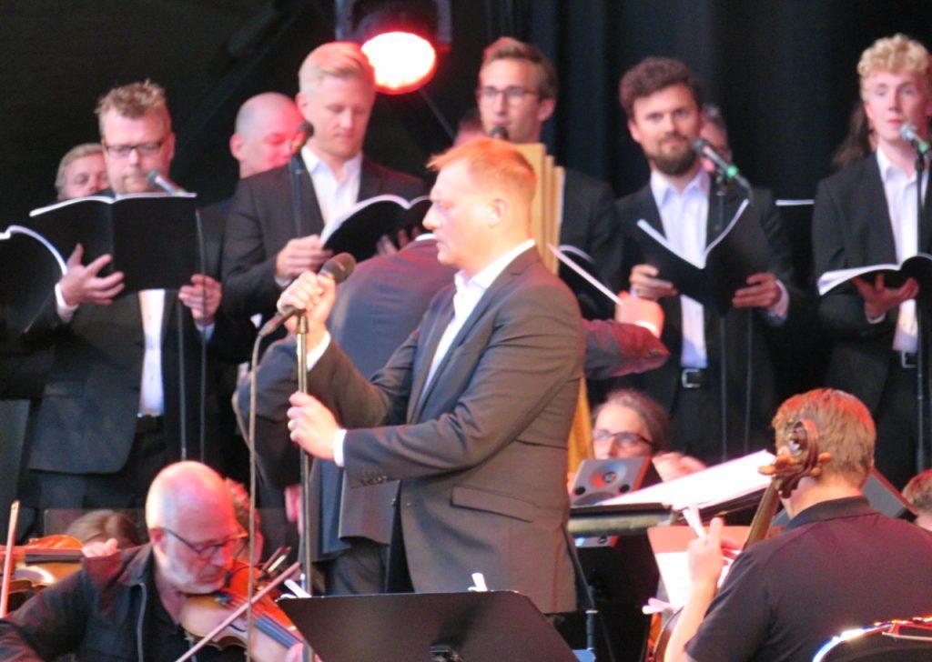 Magnus Carlsson, Sveriges Radios Symfoniorkester