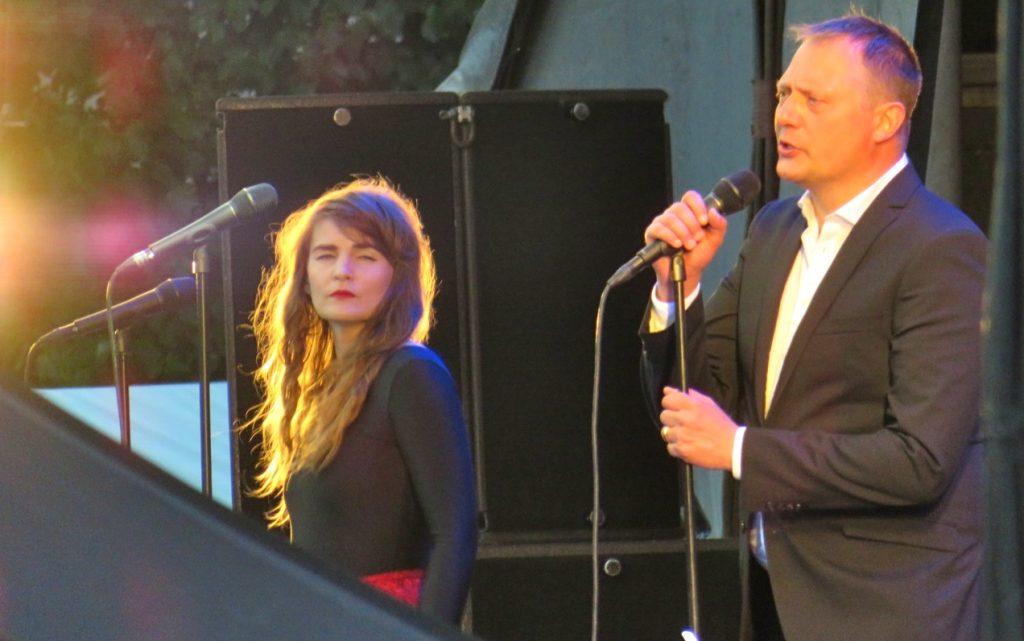 Stockholms kulturfestival, Magnus Carlsson, Jennie Abrahamsson