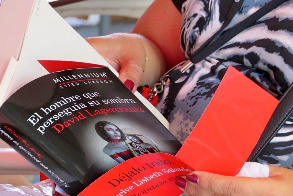 I veckans skörd ingår en svensk bok översatt till spanska