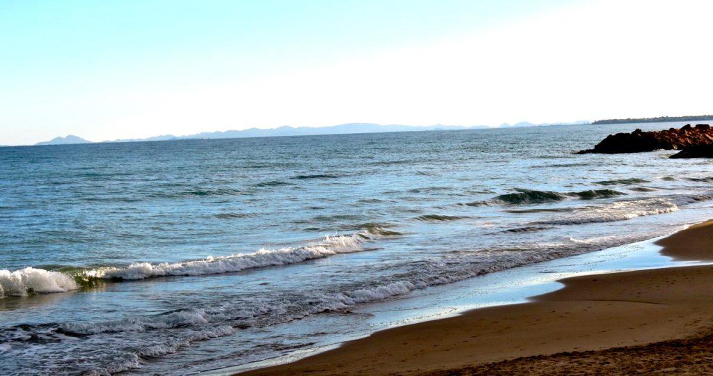 Närheten till hav och stränder är påtaglig i Torrevieja.
