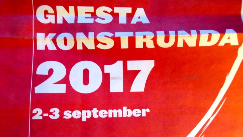 Gnesta konstrunda-konstrunda i Sörmland