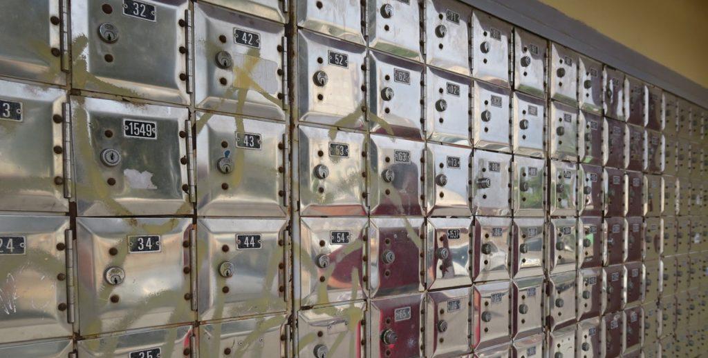 Vilken nyckel skulle kunna passa till vårt postfack?