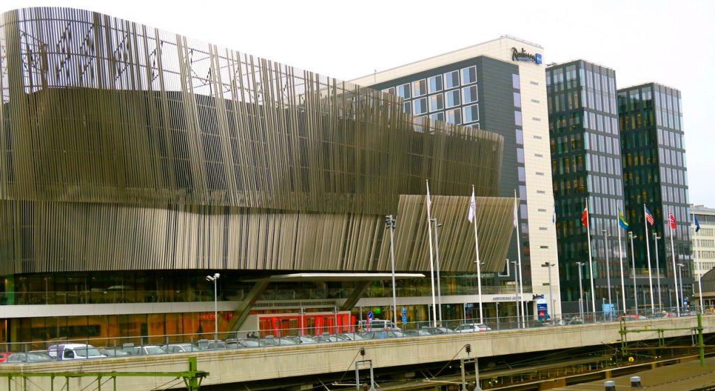 Travel News Market, den stora resemässan, ägde rum i Stockholm Waterfront.