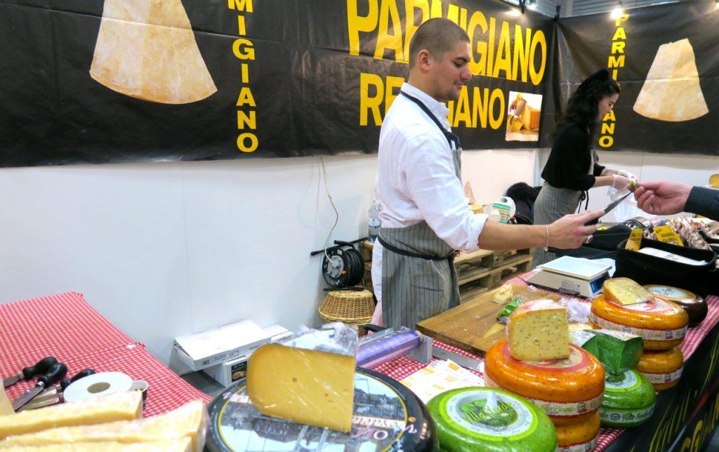 Italienska ostar provsmakade jag gärna
