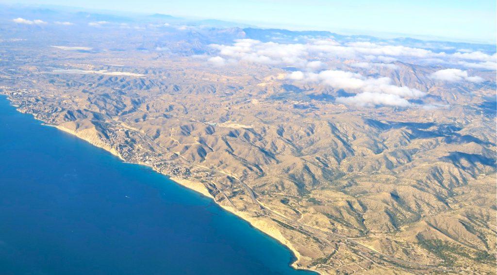 Snart dags igen för landning i Alicante