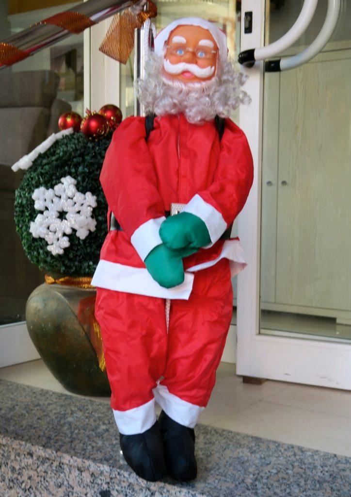 Tomtar i olika varianter finns med i de spanska jultraditionerna