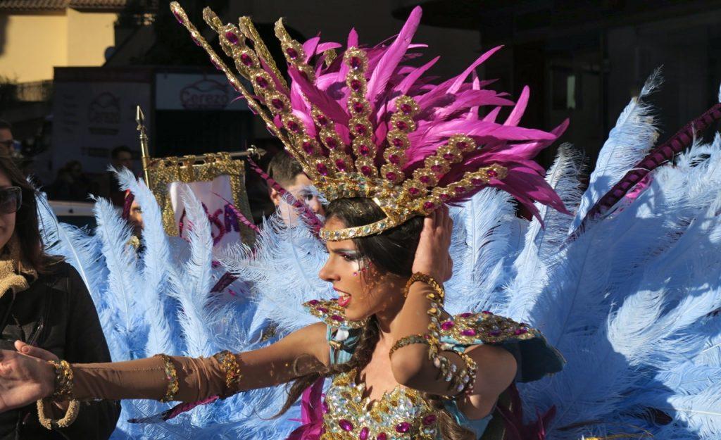 Karneval på gång i Torrevieja