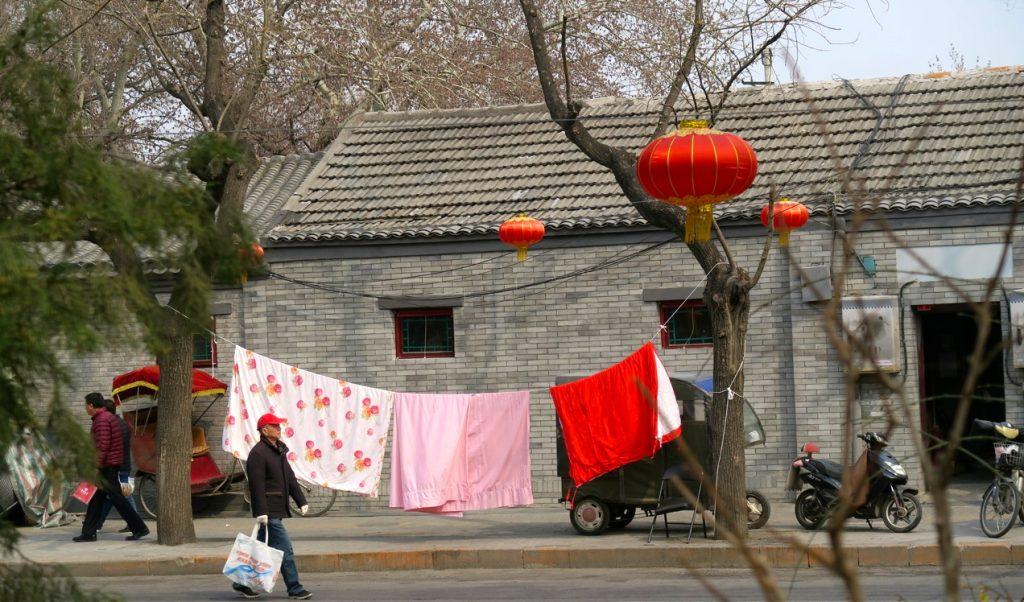 I Pekings gamla hutonger strosar vi gärna och de bilder och upplevelser som vi fåt påminner om en svunnen tid