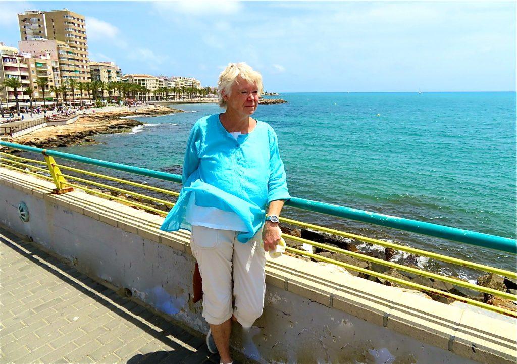 En ny vecka är här och planerna är många- Frågorna också- Kanske kan havet ge lite svar...