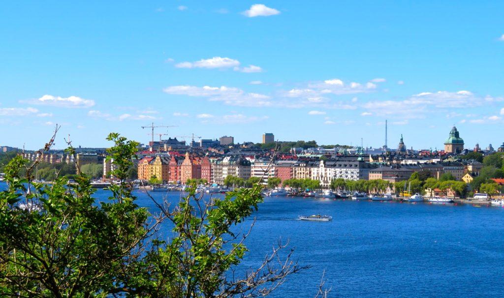 Monteliusvägen och Mariaberget är ett par av mina Stockholmstips.