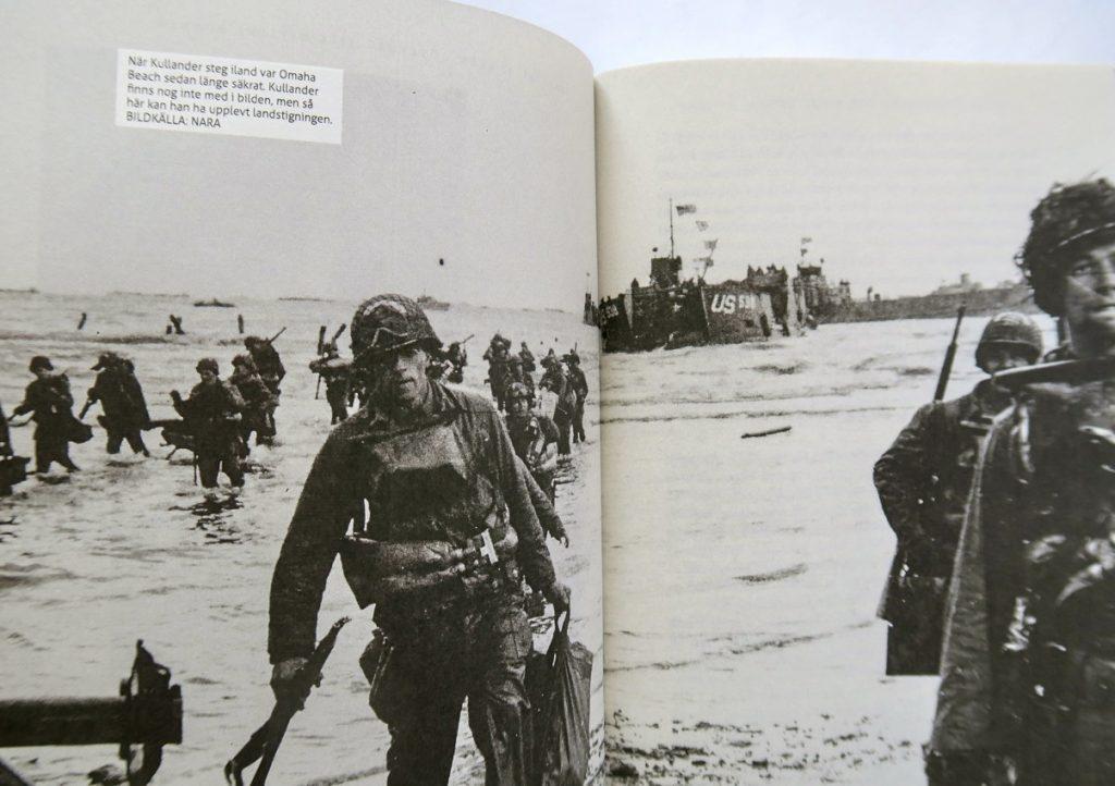 En historisk resa blir det av skilda slag. Här till Normandie och landstigningen den 6/6-1944.