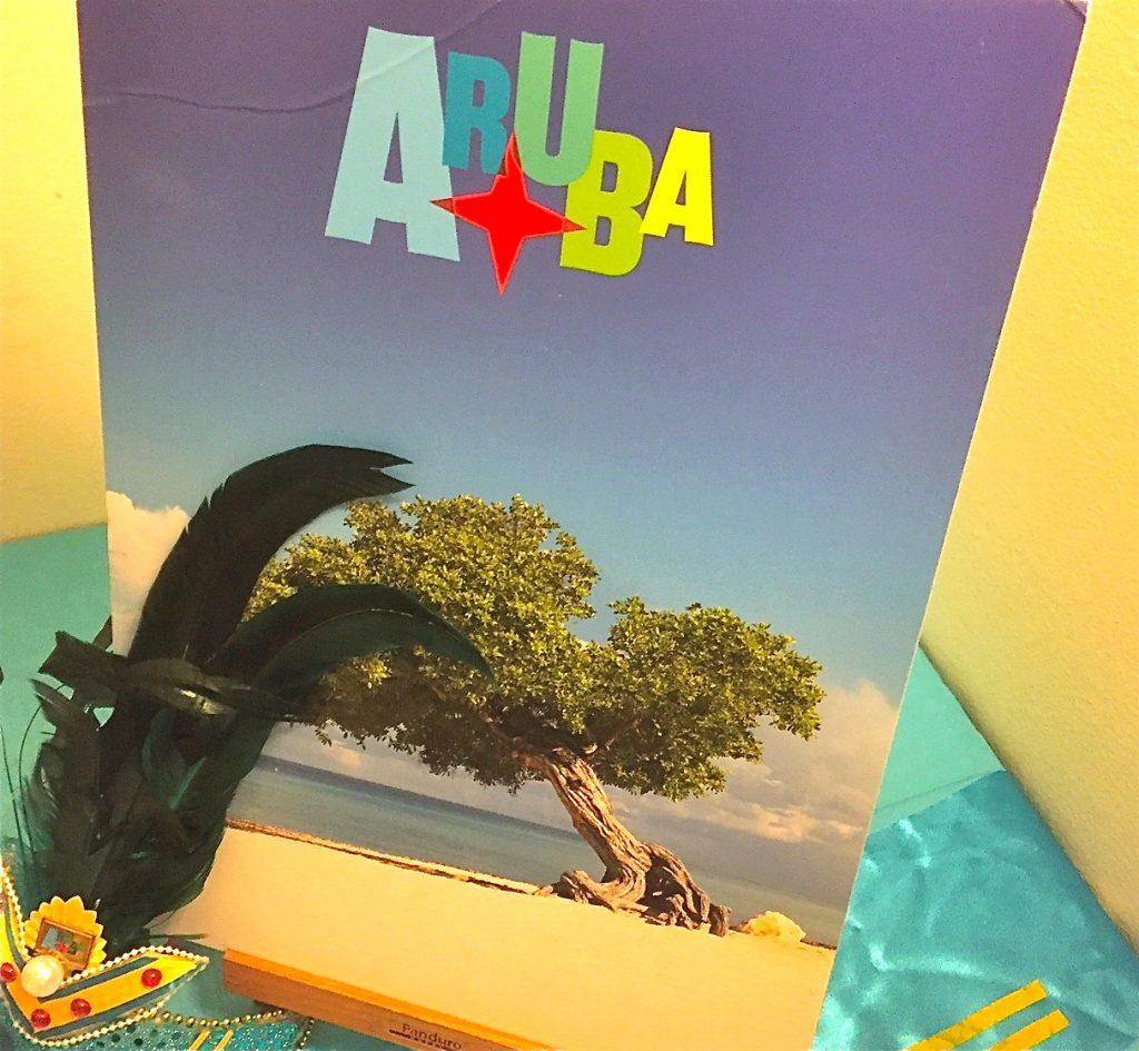 """En trevlig presentation av Aruba- """"One Hppy Island"""" på Nederländernas ambassad i Stockholm"""