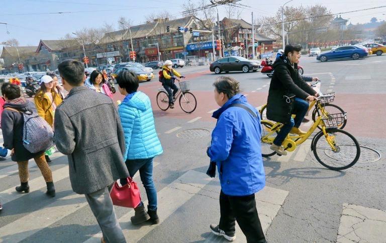 Vilken fil ska jag välja? I Peking ställdes vi på våra cykelturer ofta inför den frågan.