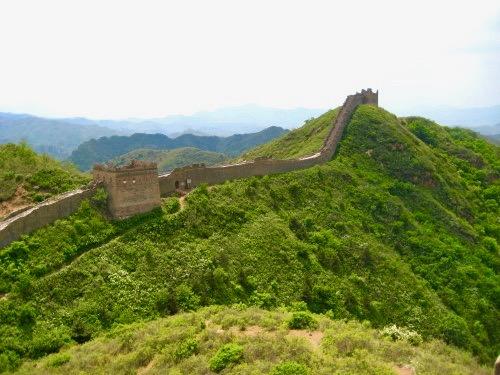 Kinesiska muren är ett underverk som gett mig många intryck och och satt sina avtryck.