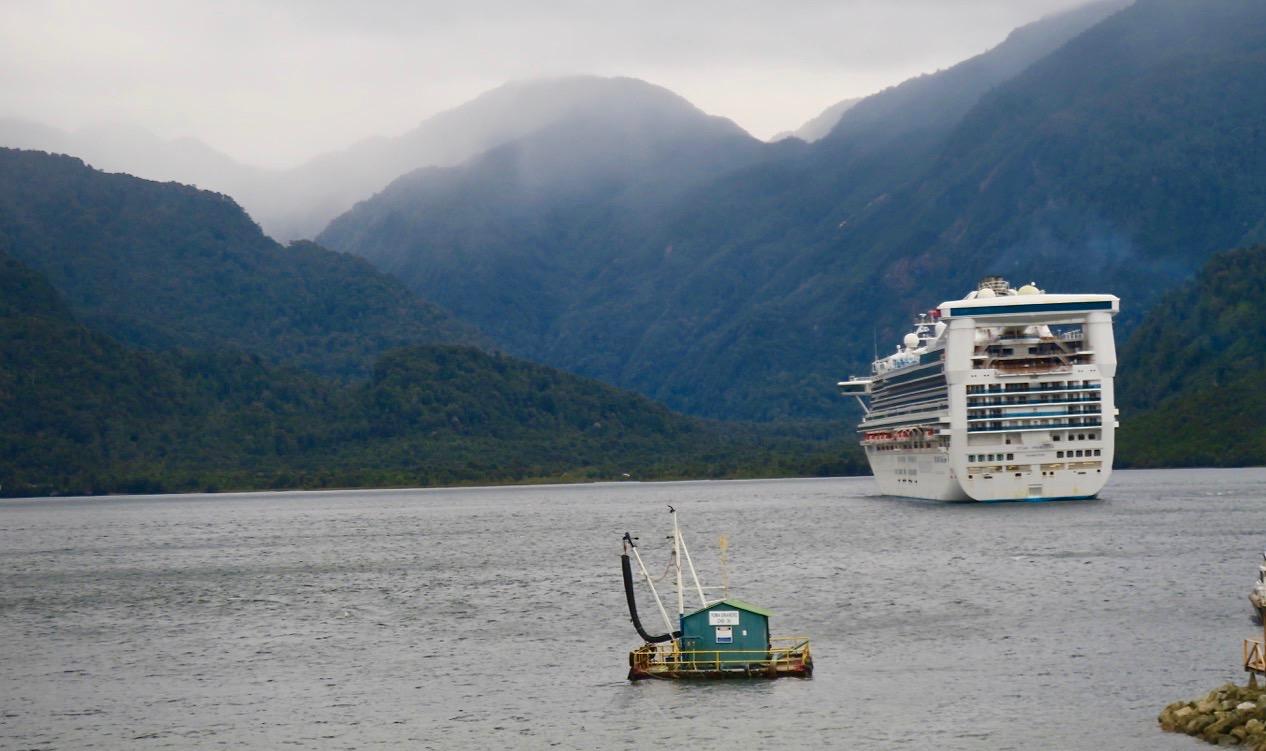 Dags att lämna Patagonien och Chacabuco och dra än längre söderut.