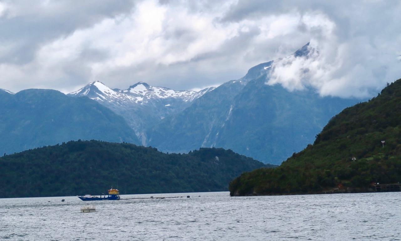 Patagonien bjuder på snöklädda toppar, fhordar, sjöar, vattenfall,regnskog och ett rikt djurliv.
