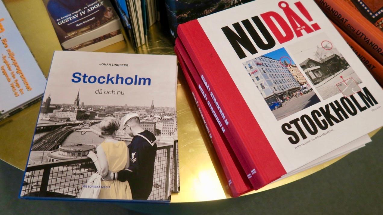 Skyltsöndag med Stockholmstema blir det.