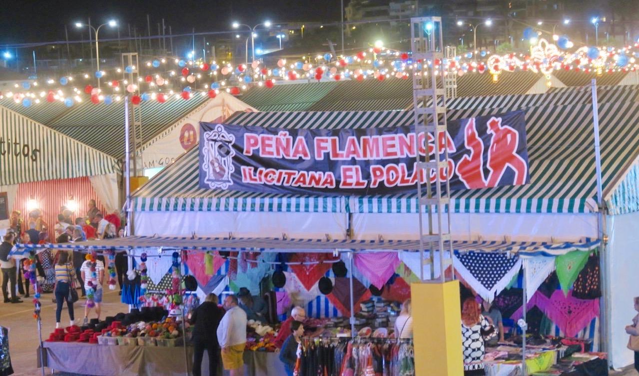 DEt är främst på kvällarna som det blir mer fart här på Ferian. Och än mer när det är helg.