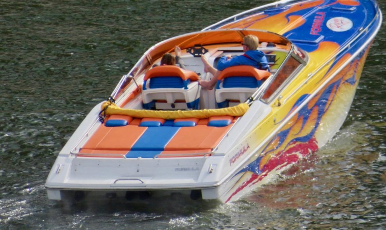 Full aktivitet i Hammarbykanalen