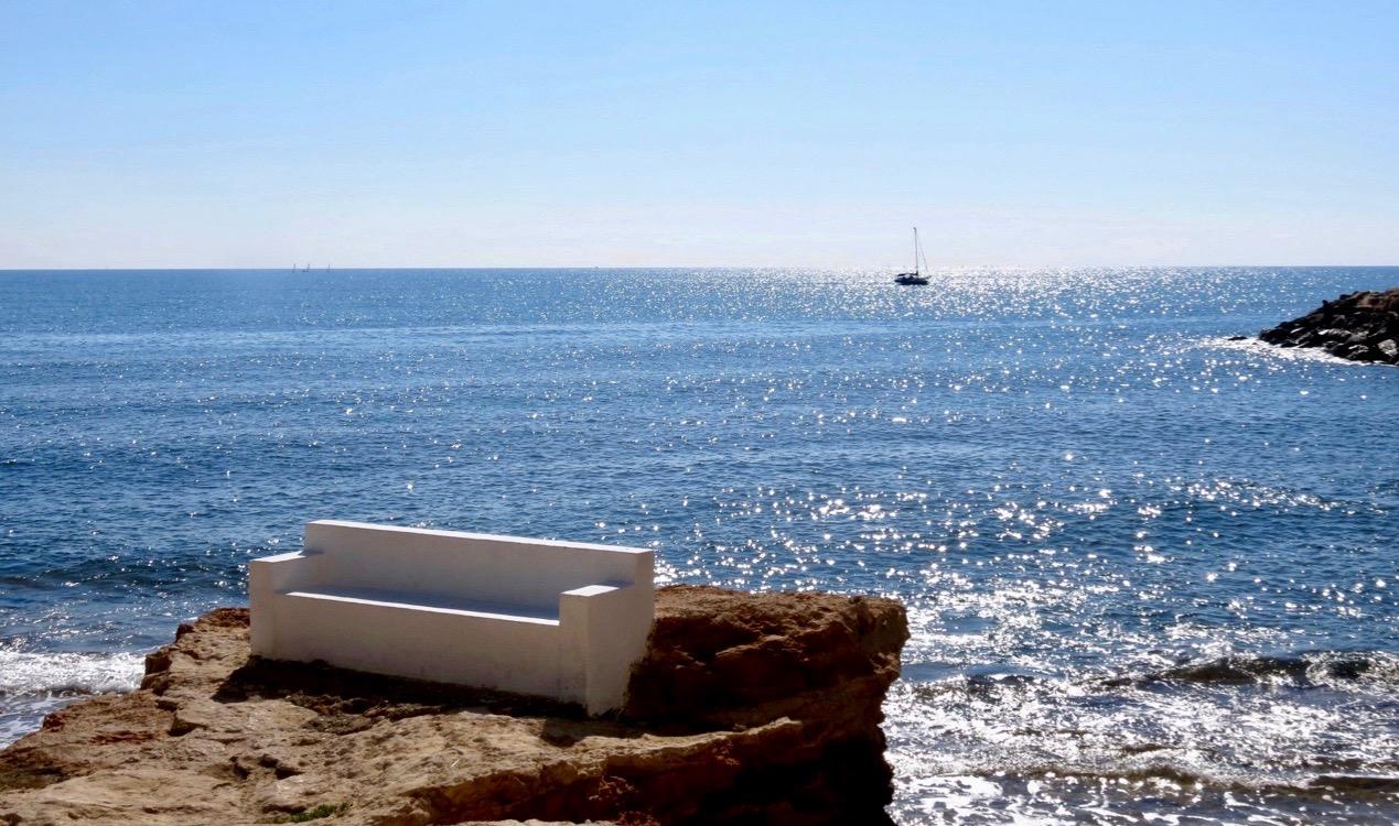 Här vid havet i Torrevieja har jag nu den senaste tiden funderat mycket över att det mesta nu verkar vara möjligt inom Blogglandia. På ont och gott