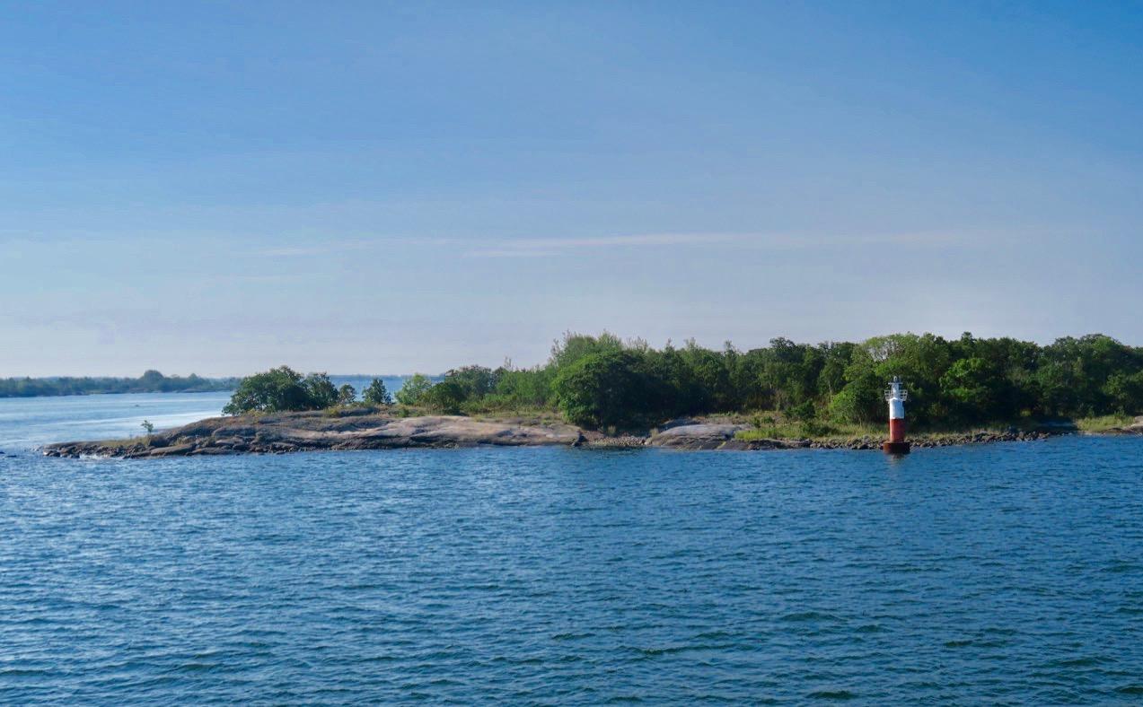 Vi fortsätter längre norrut i Stockholms skärgård.