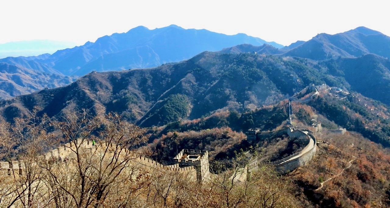 Kinesiska muren har i sig haft ett högt pris vad gäller lidande under tiden den byggdes