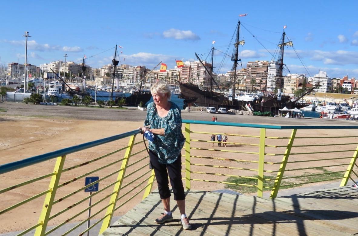 Ett försök att fotografera hav och skepp, båtar sol och vind. Lyckades hyfsat bra.