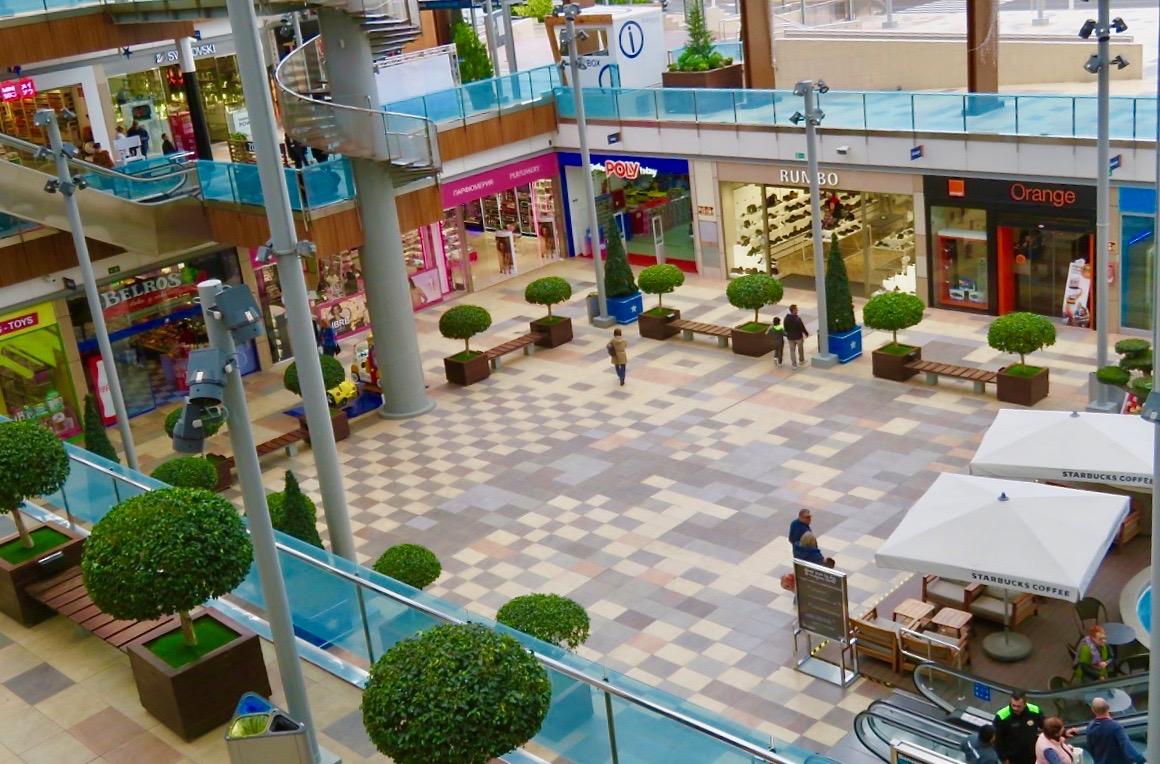 Välkommen till Habaneras, vårt lokala köpcentra i Torrevieja.