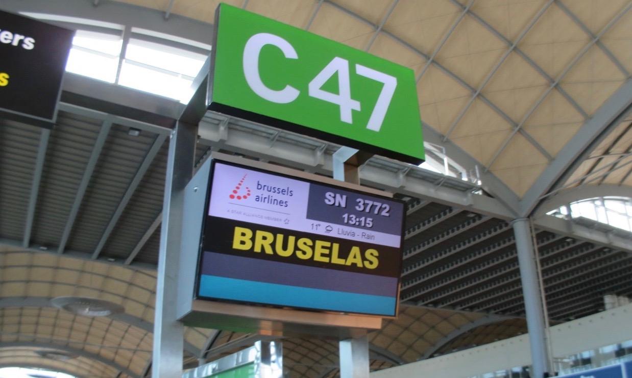 Dags att lämna Alicante .