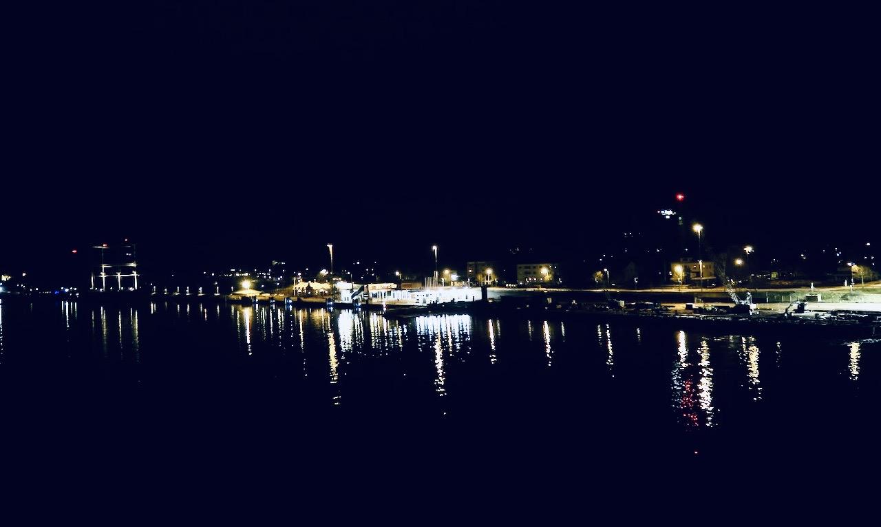 Vi närmar oss Stockholm igen och en kryssning är över. För den här gången-
