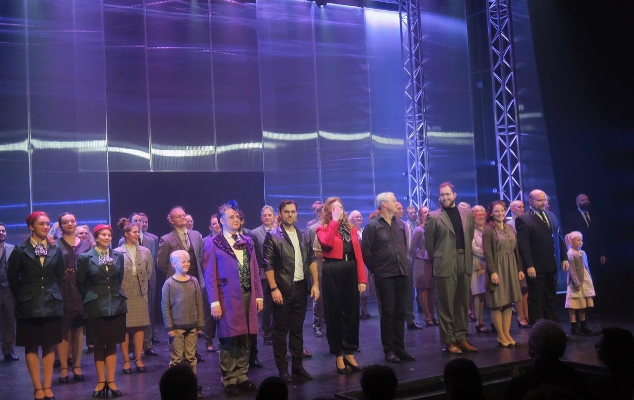 Stort tack till hela ensemleln på SäffleOperan för en fantastisk föreställning.