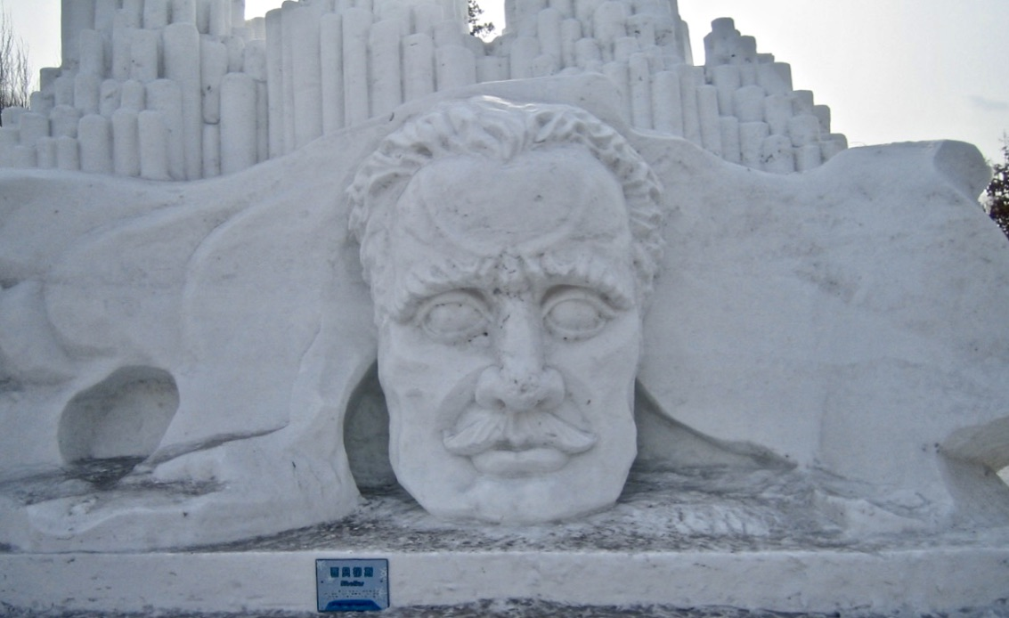 När det är festival och med Finland som tema är kompositören Jean Sibelius given