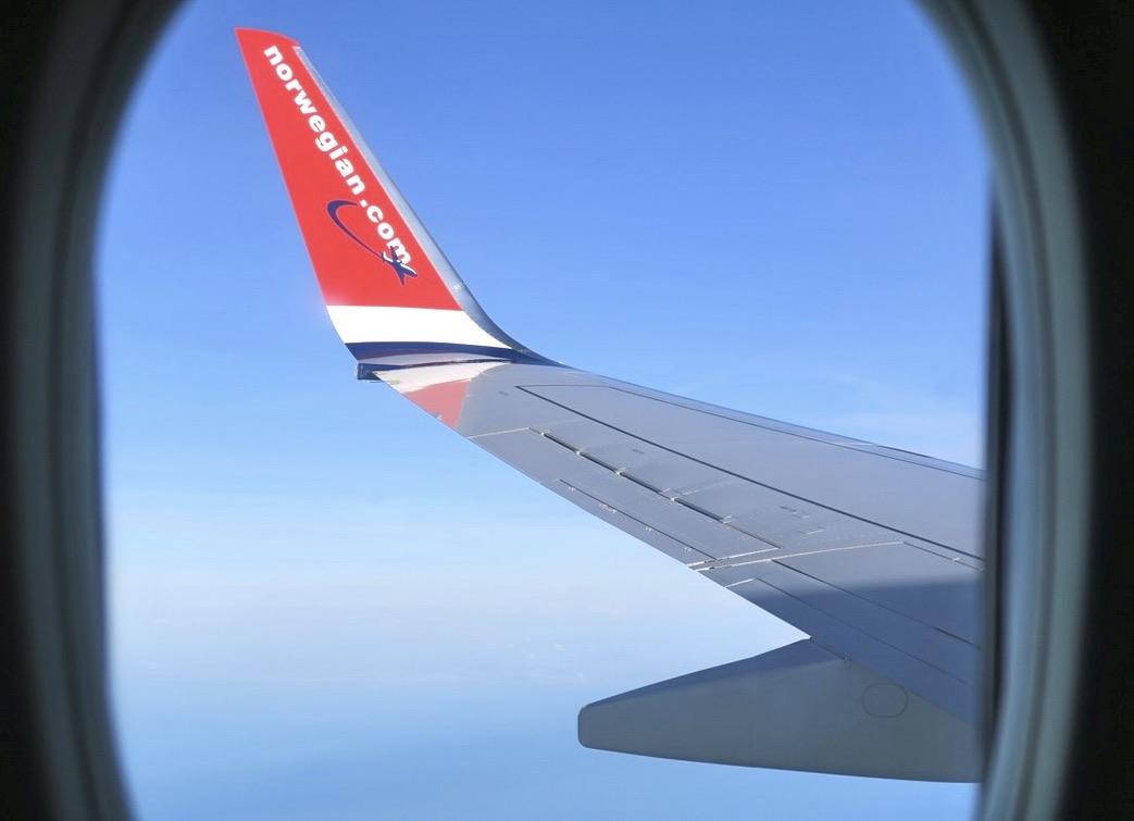 En av veckans händelser var att jag bytte Stockholm mot Alicante/Torrevieja.