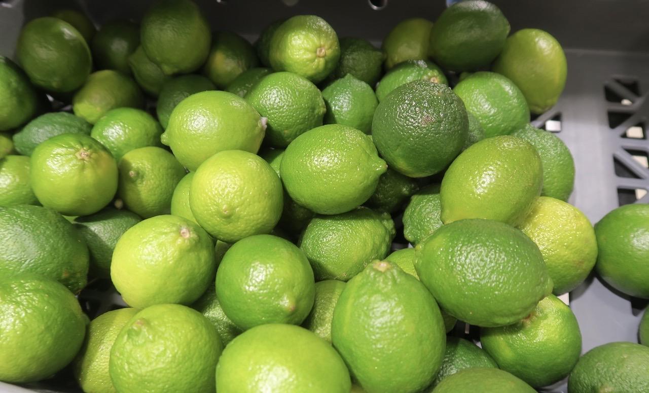 Lime! Sur men användbar