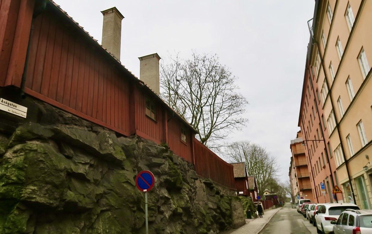 Kultur och historia finns det gott om på Södermalm. Och det blandas fint.
