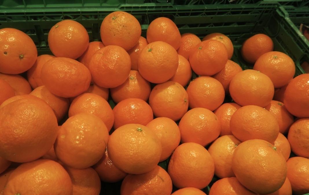 En annan variant av citrusfrukter är mandariner.