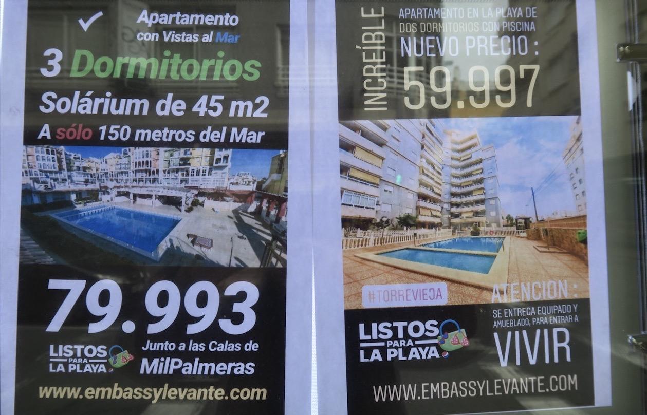Sett i veckan. Intressant prissättning på bostäder.